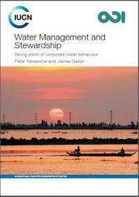 Water Management and Stewardship