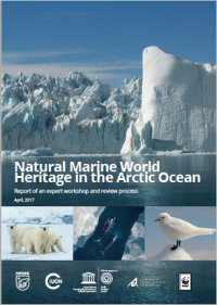 IUCN publication - Natural marine World Heritage in the Arctic Ocean