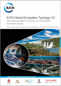 IUCN publication - IUCN Global Ecosystem Typology 2.0