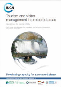 IUCN publication - Tourism and visitor management in protected areas