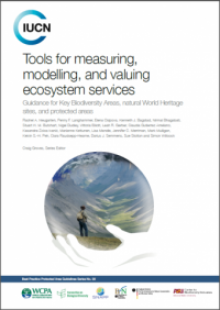 IUCN publication - Tools for measuring, modelling, and valuing ecosystem services