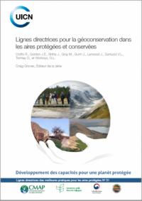 Lignes directrices pour la géoconservation dans les aires protégées et conservées