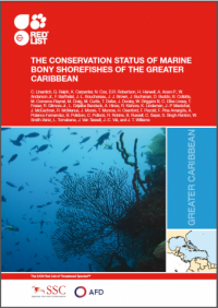IUCN publication - The conservation status of marine bony shorefishes of the Greater Caribbean