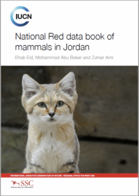 IUCN publication - National Red data book of mammals in Jordan