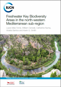 IUCN publication - Freshwater Key Biodiversity Areas in the north-western Mediterranean sub-region